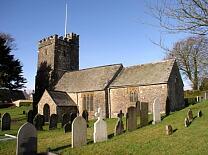 St Giles' Church, Hawkridge  © Exmoor National Park Authority