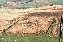 Shoulsbury Castle. 2006  © Exmoor National Park Authority