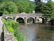 Barle Bridge from the south, 2009  © Exmoor National Park Authority