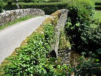 Malmsmead bridge from the west, 2009  © Exmoor National Park Authority