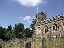 All Saints Church, Dulverton  © Exmoor National Park Authority