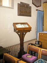 Book of Remembrance, All Saints Church  © Exmoor National Park Authority