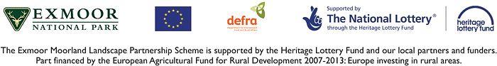 Heart of Exmoor project sponsors