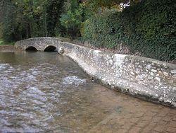 Gallox Bridge, © ENPA 2013