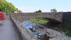 Lyndale Bridge, Lynmouth (© ENPA 2013)