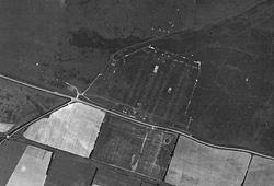 Camp at Treborough Common, 1946; Historic England (RAF Photography)