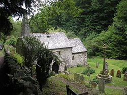 Culbone Church, © ENPA 2014